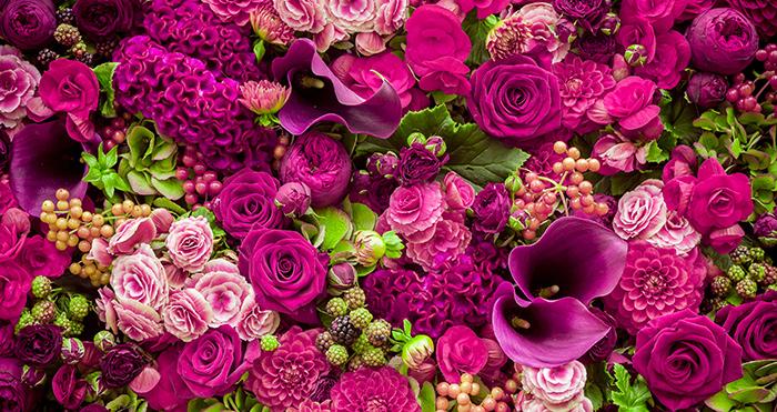 Os significados de cada flor no buquê de noiva